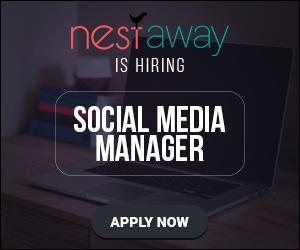 Social Media Manager at Nestaway
