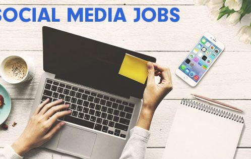 social media jobs june 2020