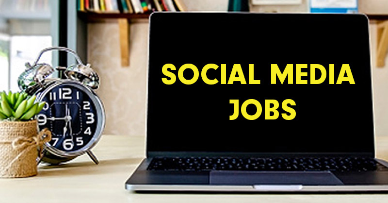 Social Media Jobs November